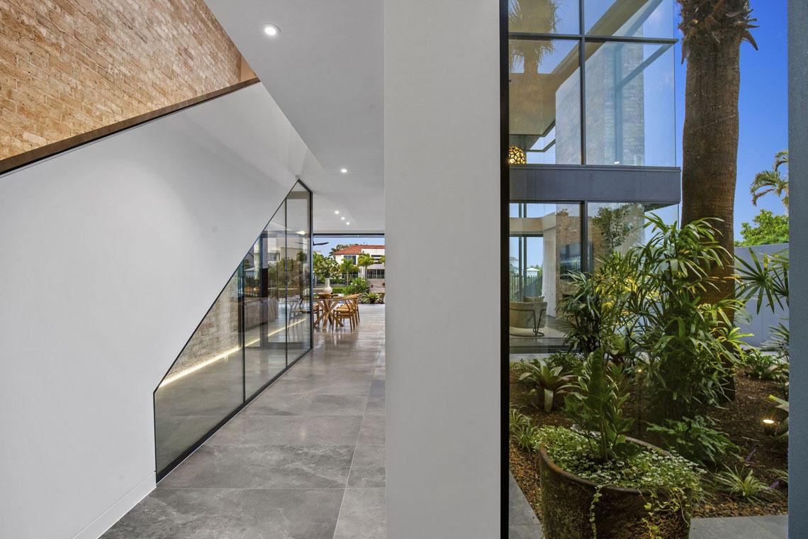 Foyerglazing