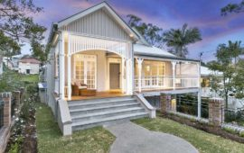Bardon Queenslander
