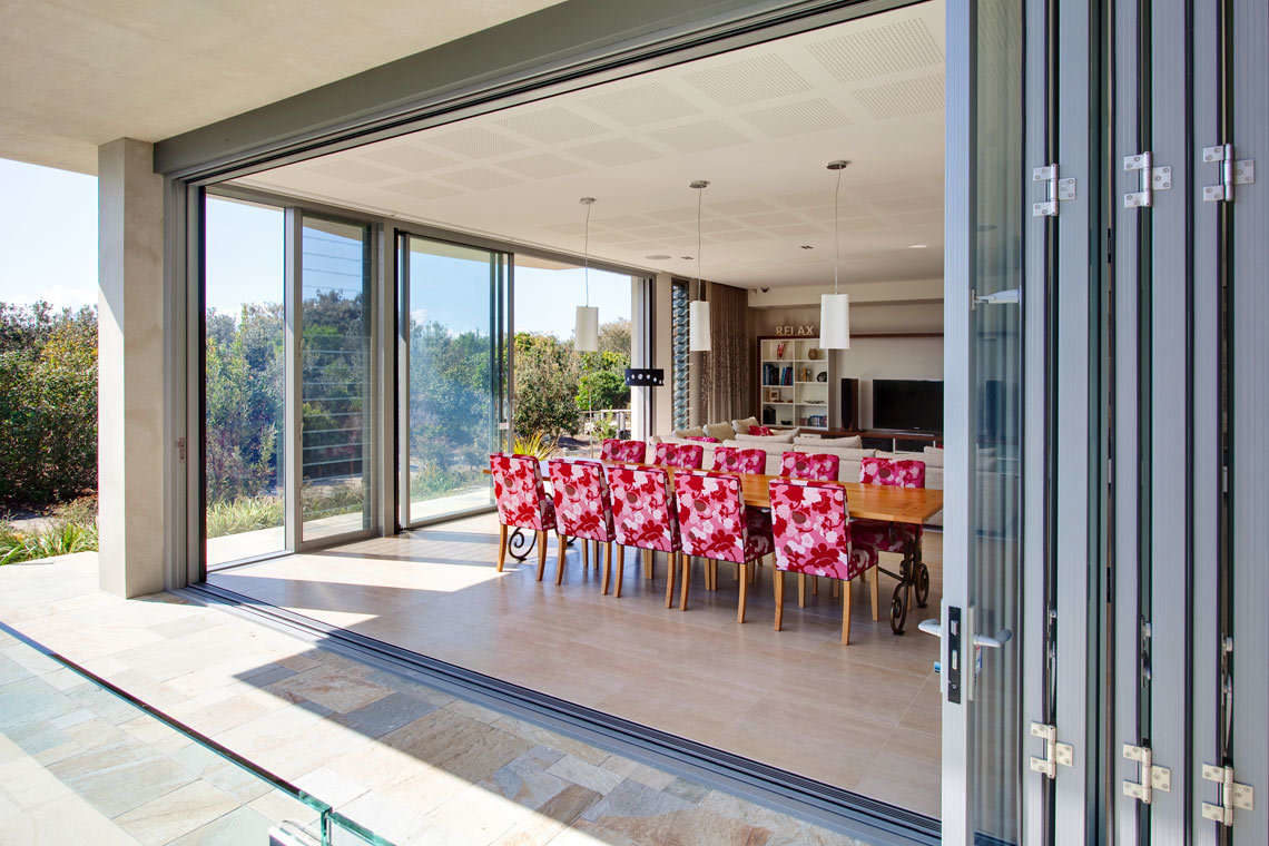 411 Series Bifold Door