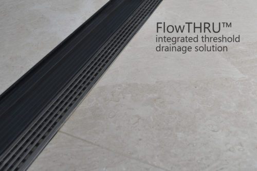 FlowTHRU™ on 411 Bi-fold (Detail)