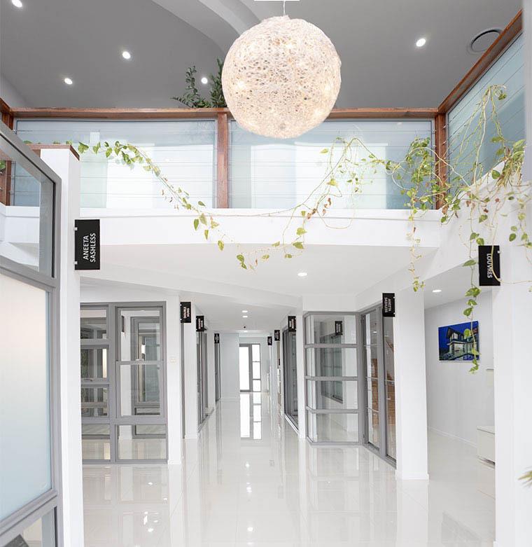 Showroom Foyer